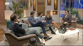 Hélder Reis, João Pedro Pais, Isabel Angelino, Tiago Góes Ferreira e Pedro Teixeira Da Mota
