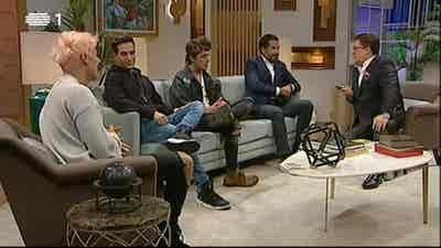 Cá Por Casa com Herman José - Luís Pedro Nunes, Benedita Pereira, José Castelo Branco e DAMA