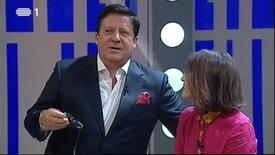 Cá Por Casa com Herman José - Carminho e Simone de Oliveira
