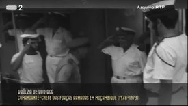 História a História África - Cahora Bassa