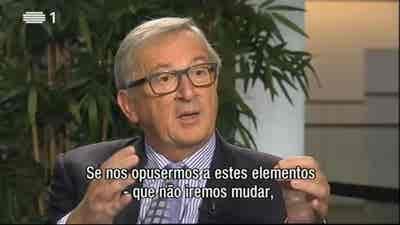 A Entrevista - Jean-Claude Juncker