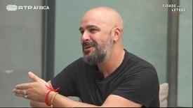 Cidade das Letras - Germano Almeida e Afonso Cruz