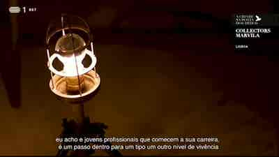 A Cidade na Ponta dos Dedos - Collectors Marvila