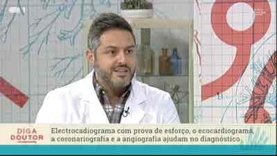 Diga Doutor - Angina de Peito
