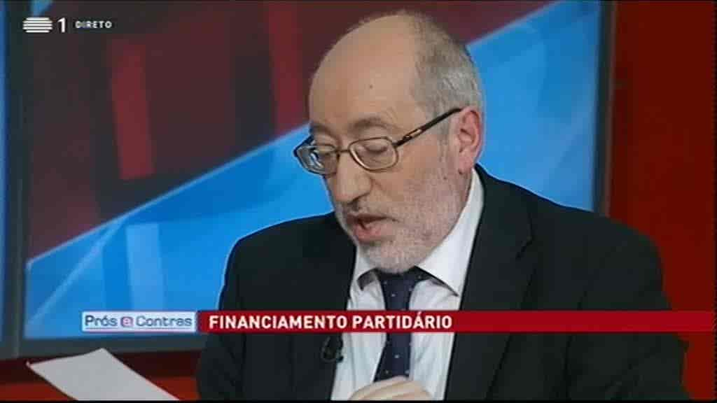 Financiamento Partidário...