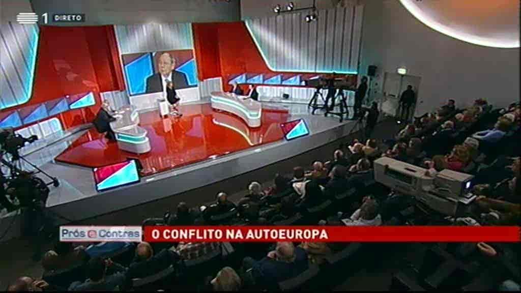 O Conflito na Autoeuropa...