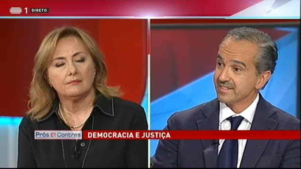 Democracia e Justiça...