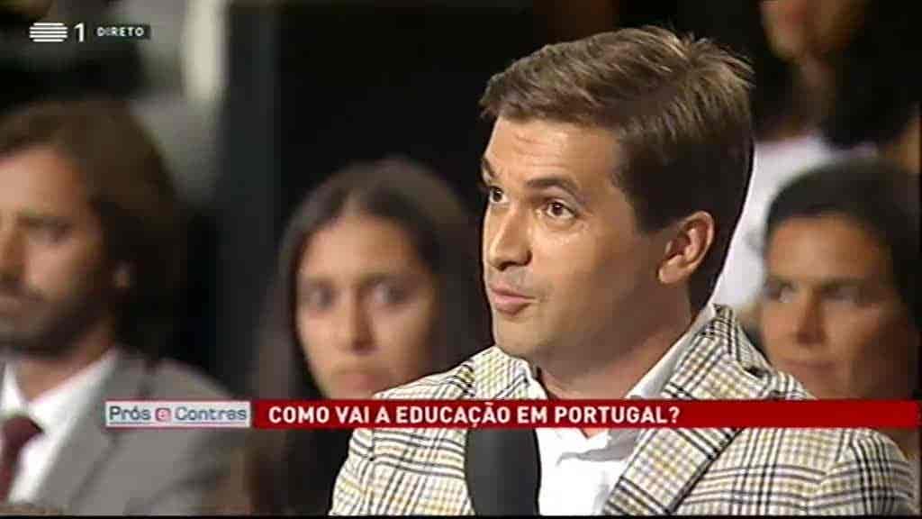 Como Vai a Educação em Portugal?...