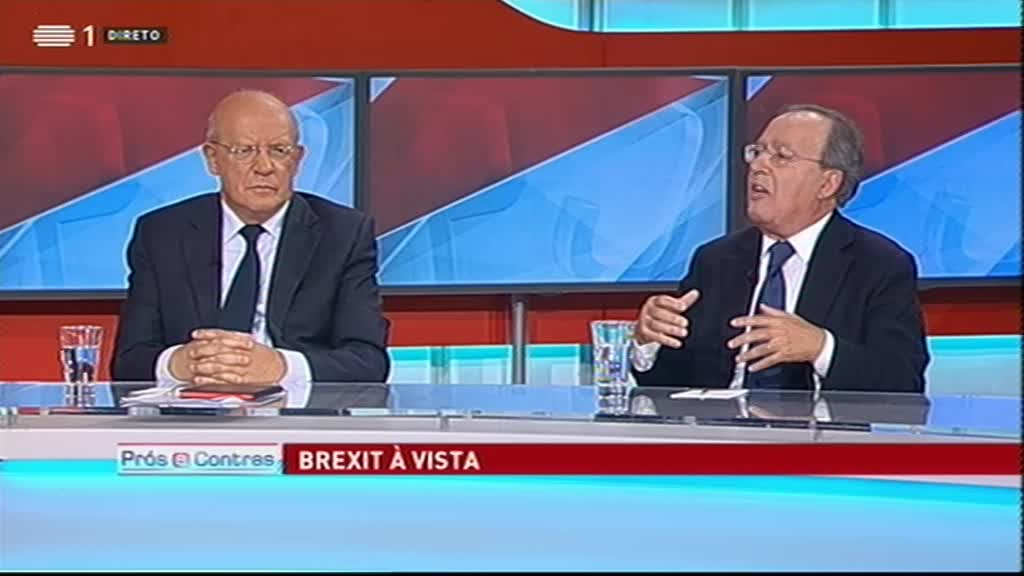Brexit à Vista
