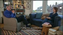Programa especial em Londres com Ana Daniela Soares Convidado: Julian Barnes autor de