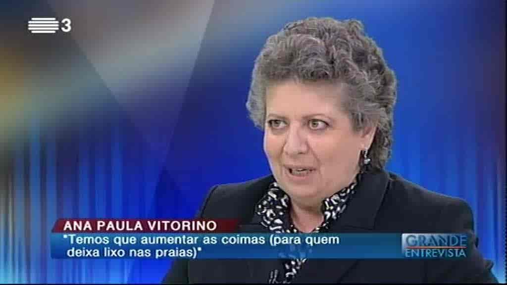 Ana Paula Vitorino...