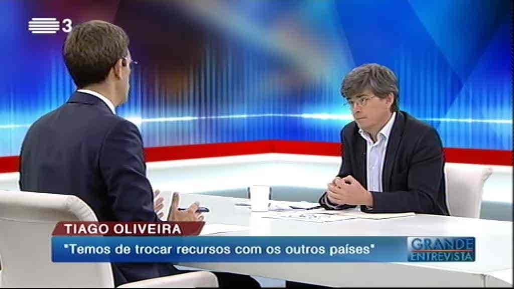 Tiago Oliveira...