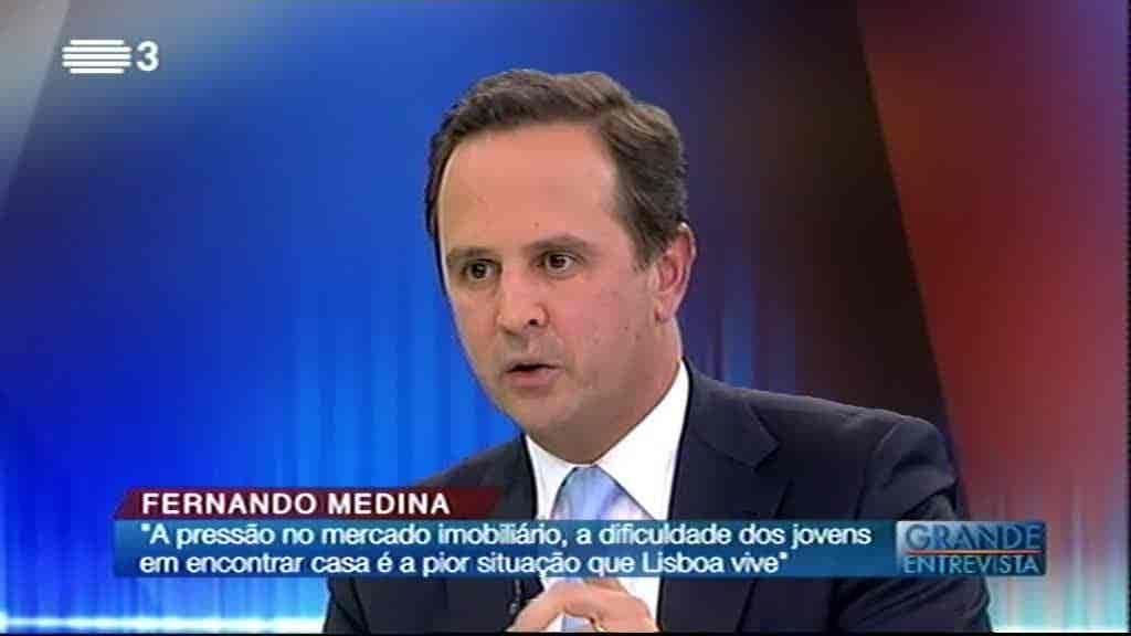 Fernando Medina...