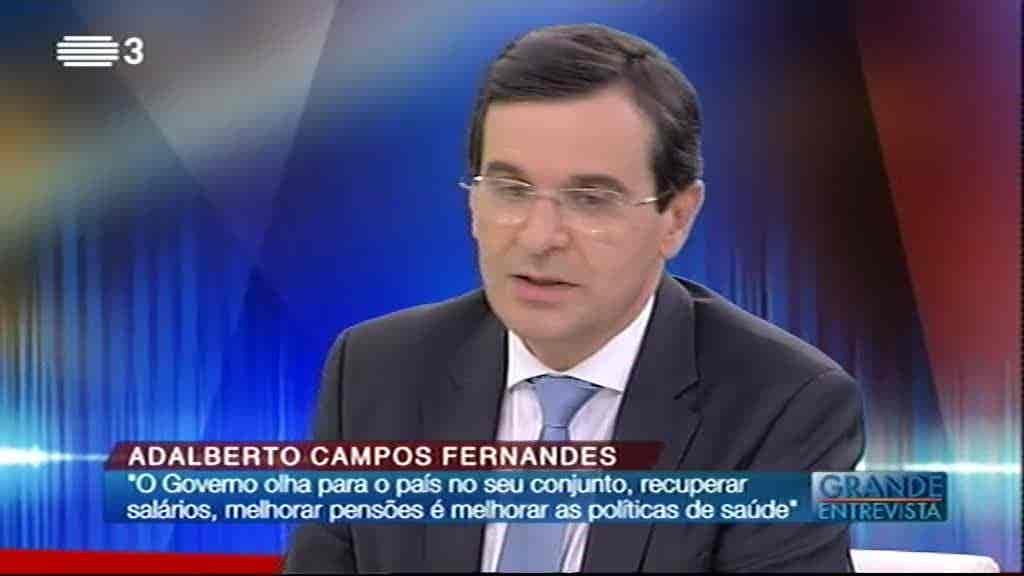Adalberto Campos Fernandes...