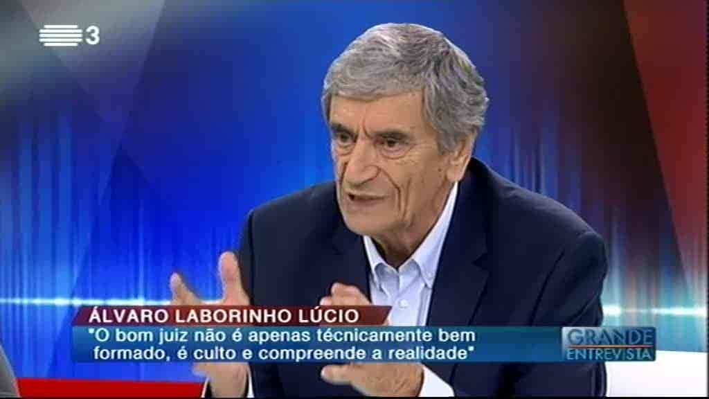 Álvaro Laborinho Lúcio...
