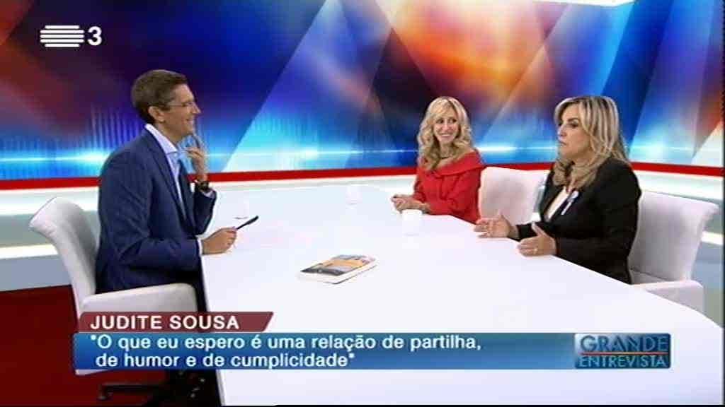 Judite Sousa e Maria do Céu Santo...
