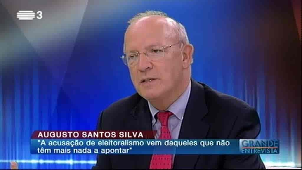 Augusto Santos Silva...