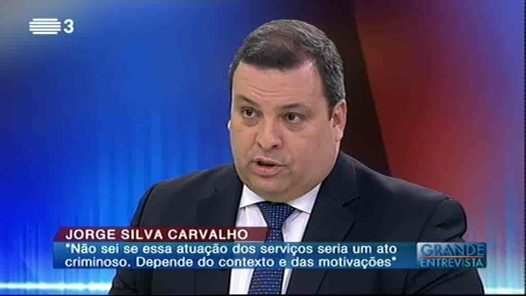 Jorge Silva Carvalho...