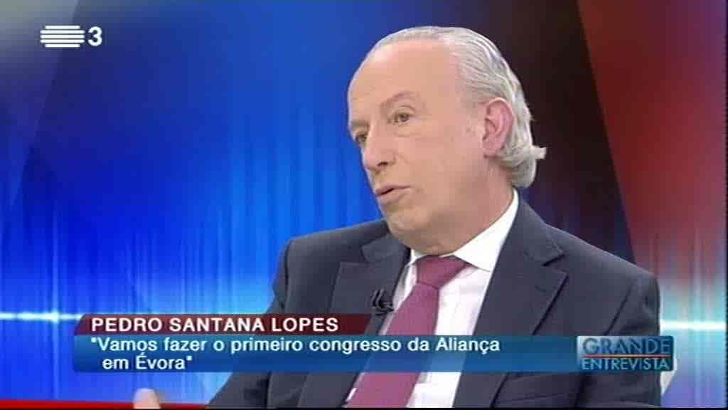 Pedro Santana Lopes...