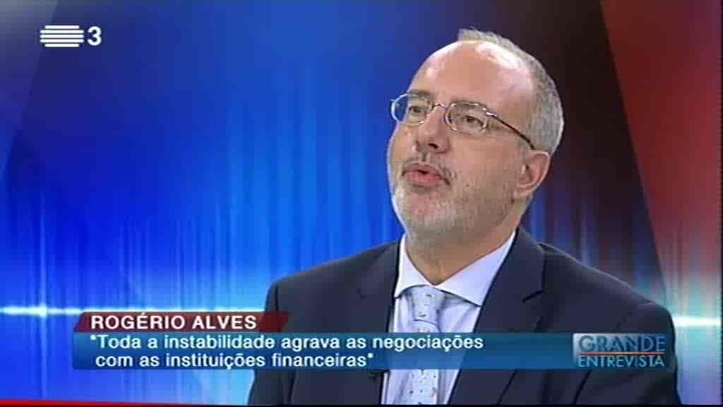 Rogério Alves...