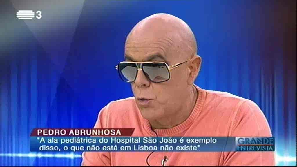 Pedro Abrunhosa...
