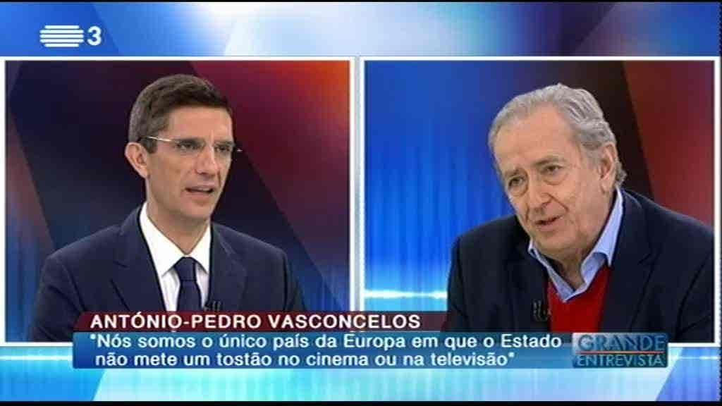 António-Pedro Vasconcelos...