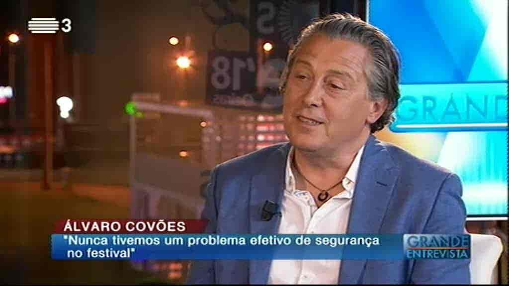 Álvaro Covões...