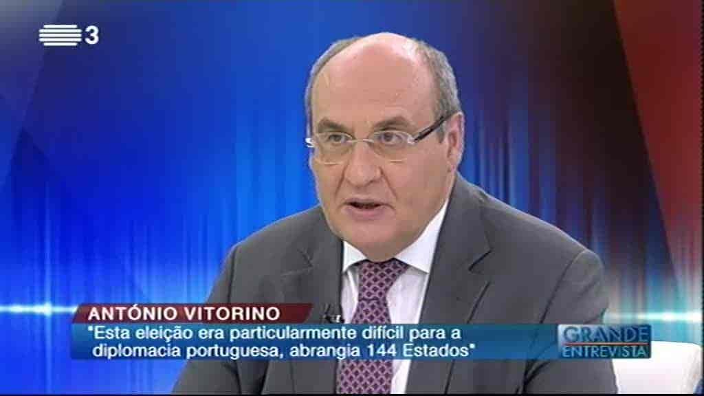 António Vitorino...