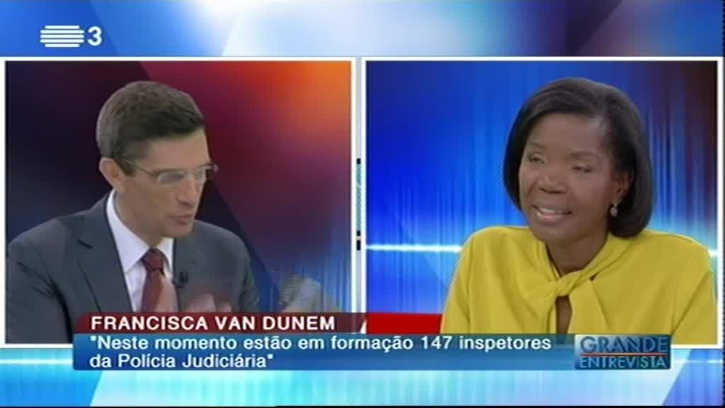 Francisca Van Dunem