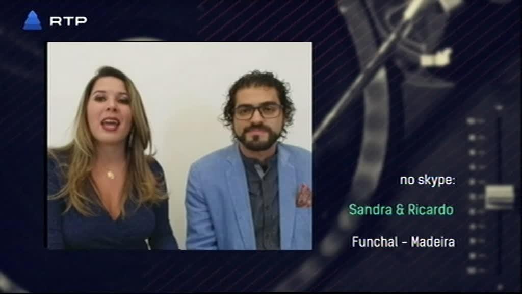Monáxi e Sandra & Ricardo