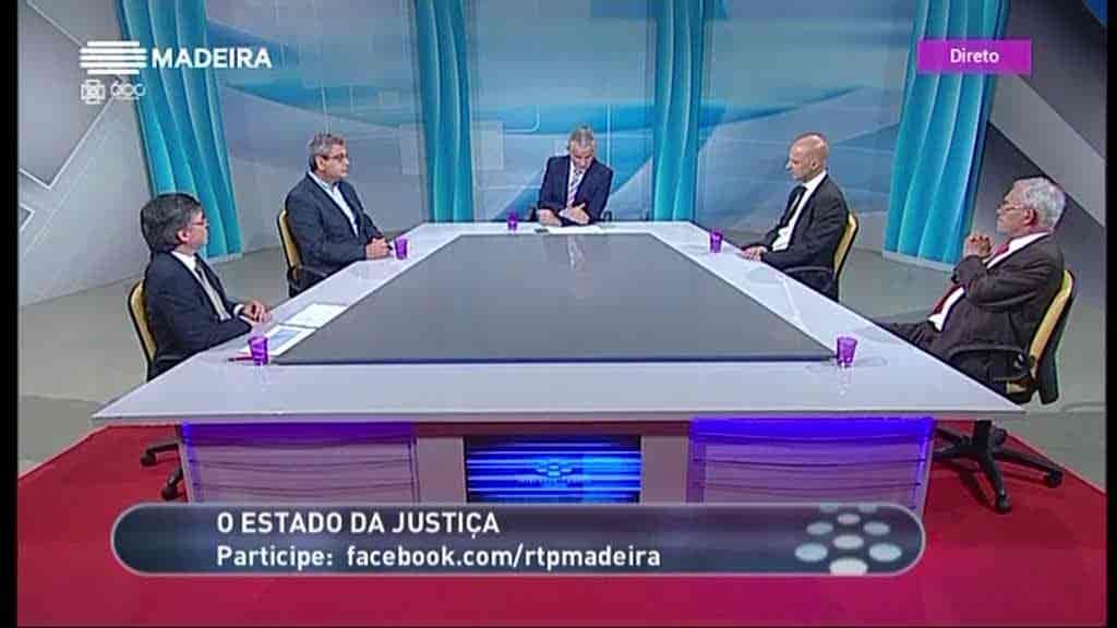 O estado da justiça