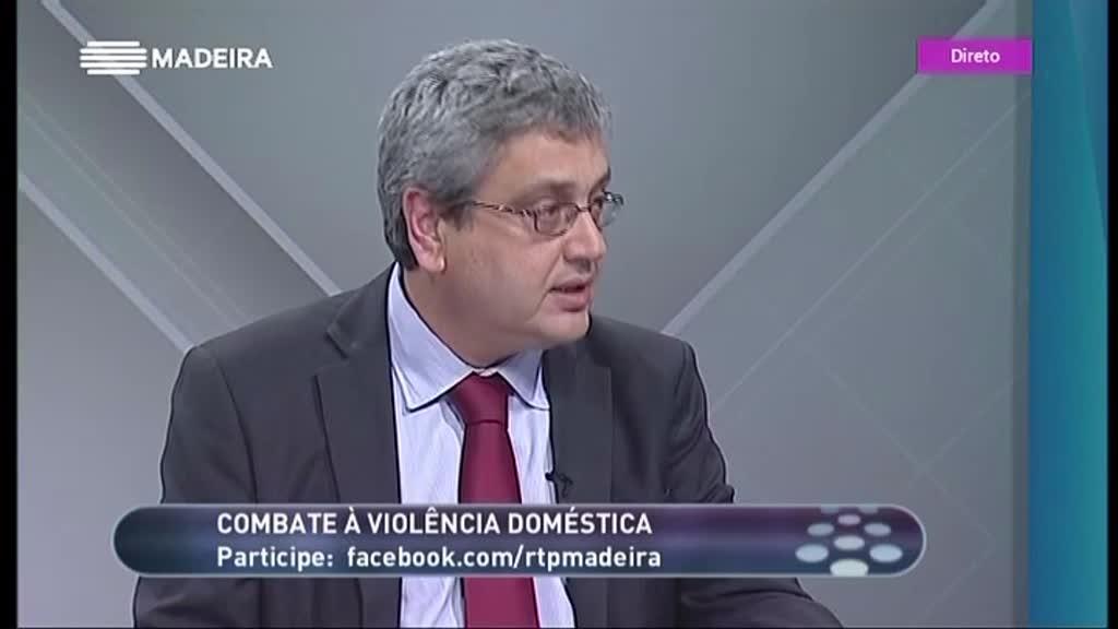 As denúncias de violência doméstica