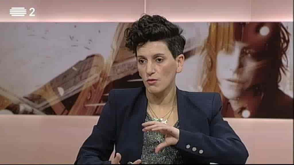 Patrícia Garcia Pereira, Alexandra L...