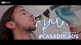 #CasaDoCaos
