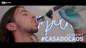 Casa Do Cais - #CasaDoCaos