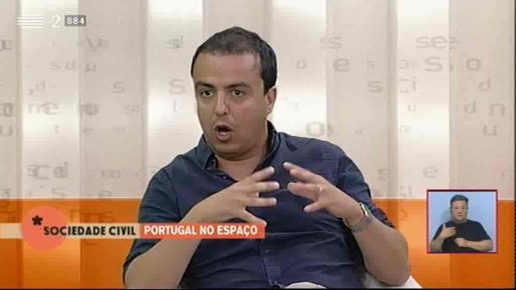 Portugal no Espaço...