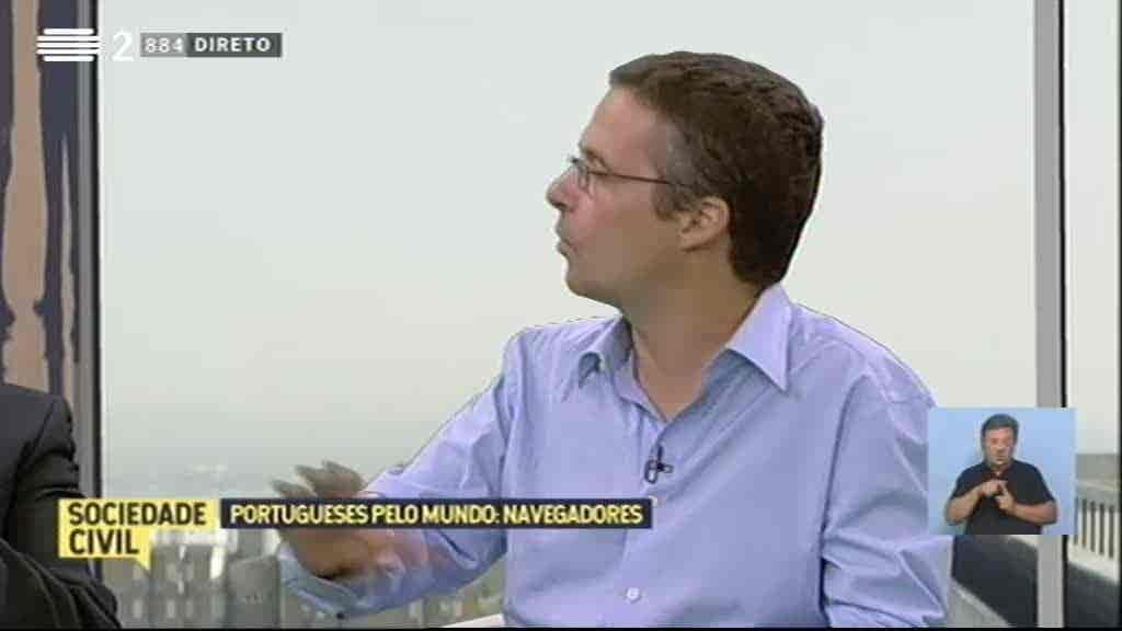 Portugueses pelo Mundo: Navegadores...