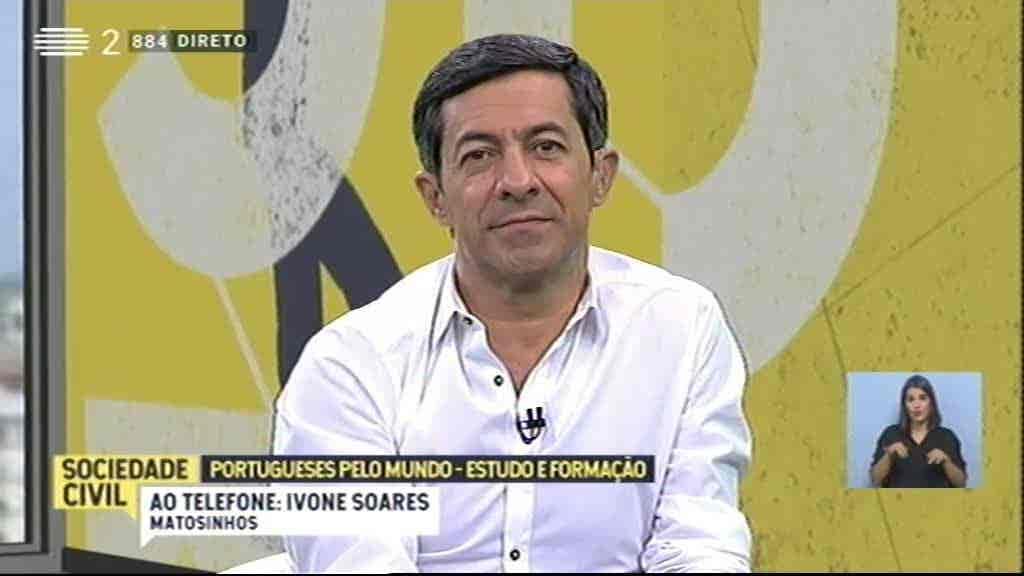 Portugueses pelo Mundo: Estudo e For...