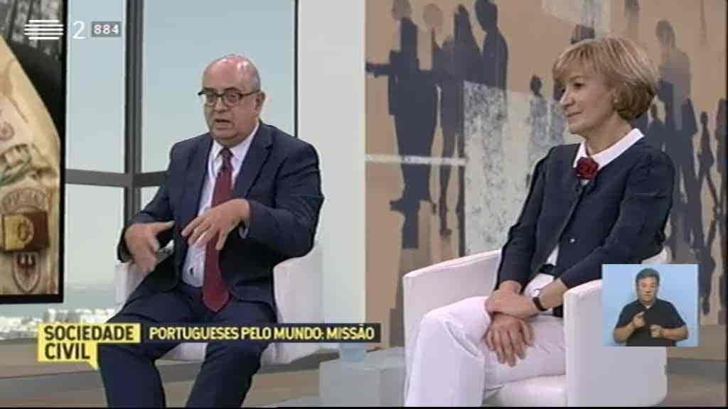 Portugueses pelo Mundo: Missão...