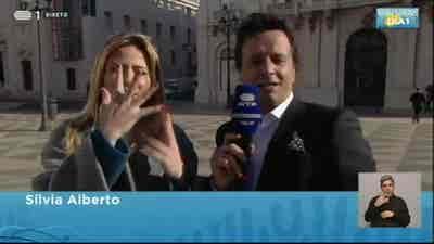 Eurovisão, Dia Um - Faltam 103 Dias