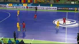 Campeonato da Europa de Futsal 2018 - Portugal x Roménia