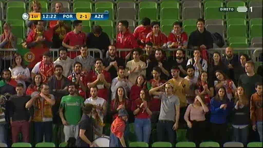 Portugal x Azerbeijão...