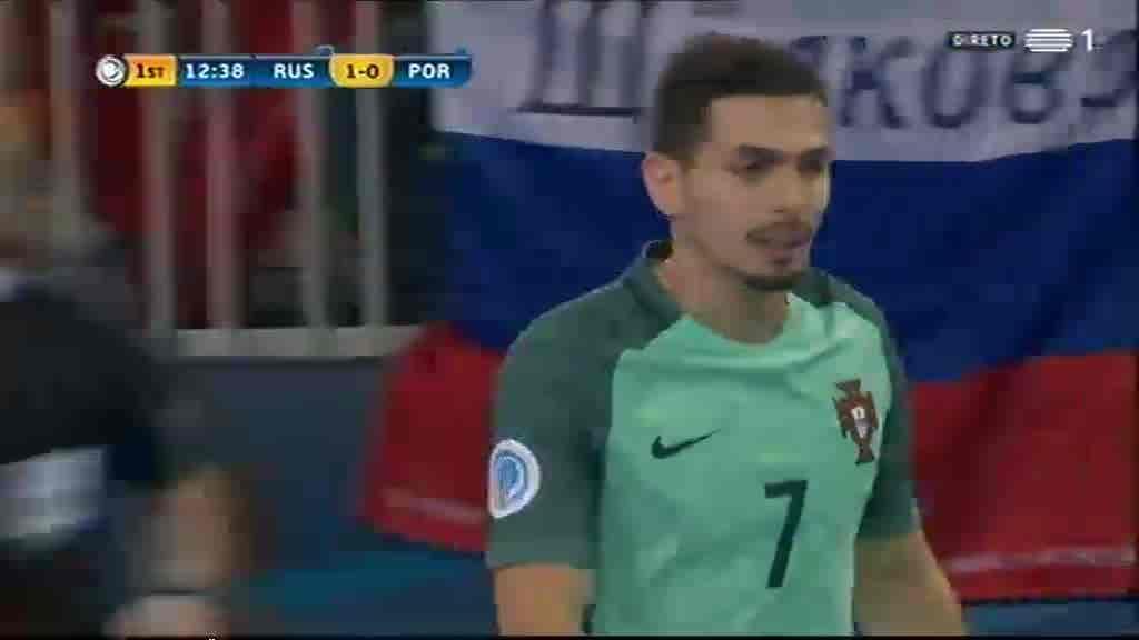 Meia-Final: Rússia x Portugal ...
