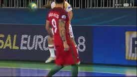 Campeonato da Europa de Futsal 2018 - Final: Espanha x Portugal