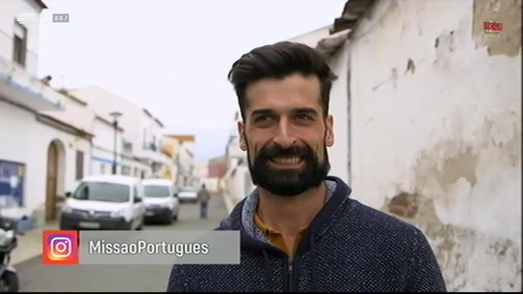 Missão: 100% Português