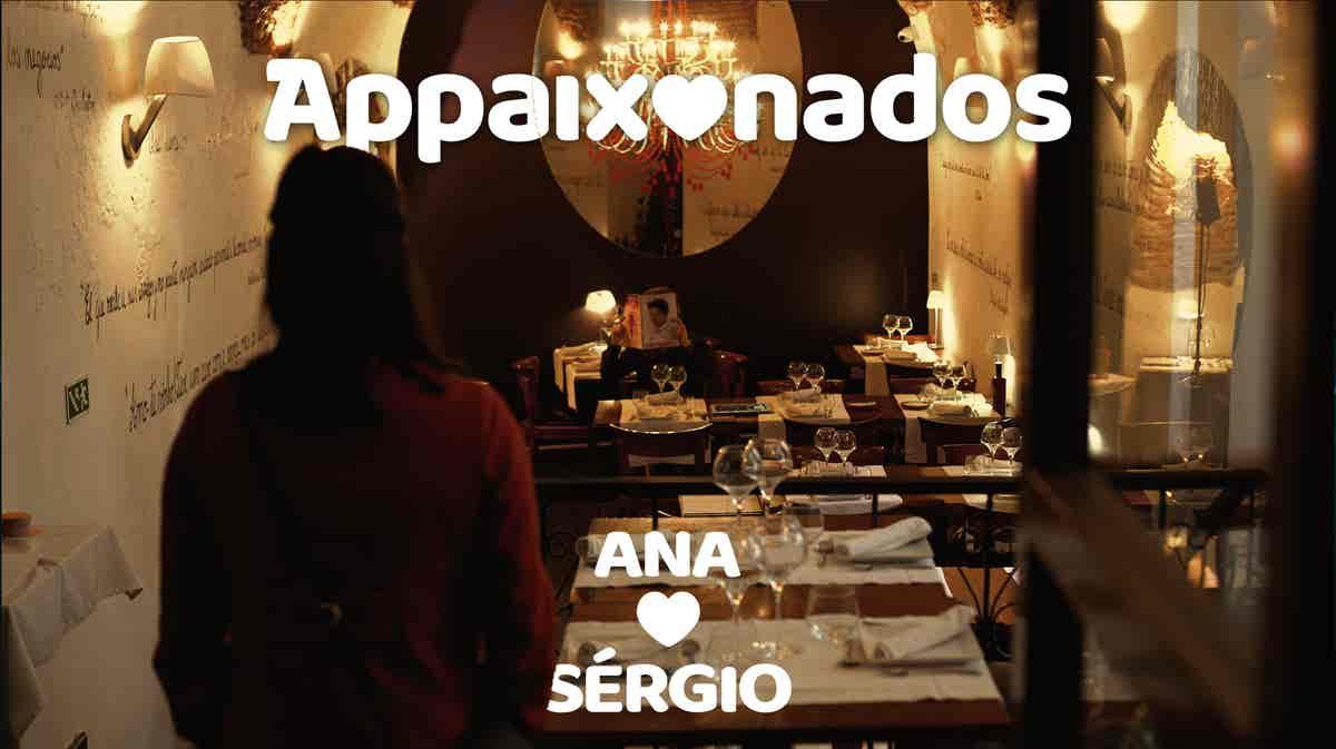 Date 2 - Ana ♡ Sérgio...