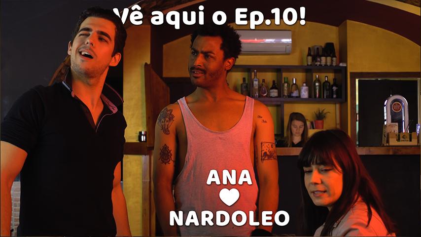 Date 10 - Ana ♡ NardoLeo...