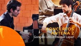 Concertos Antena 2 - Gonçalo Lélis e Enrique Lapaz | 16 Novembro 2017
