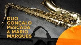 Concertos Antena 2 - Duo Gonçalo Pescada & Mário Marques | 14 Outubro 2020