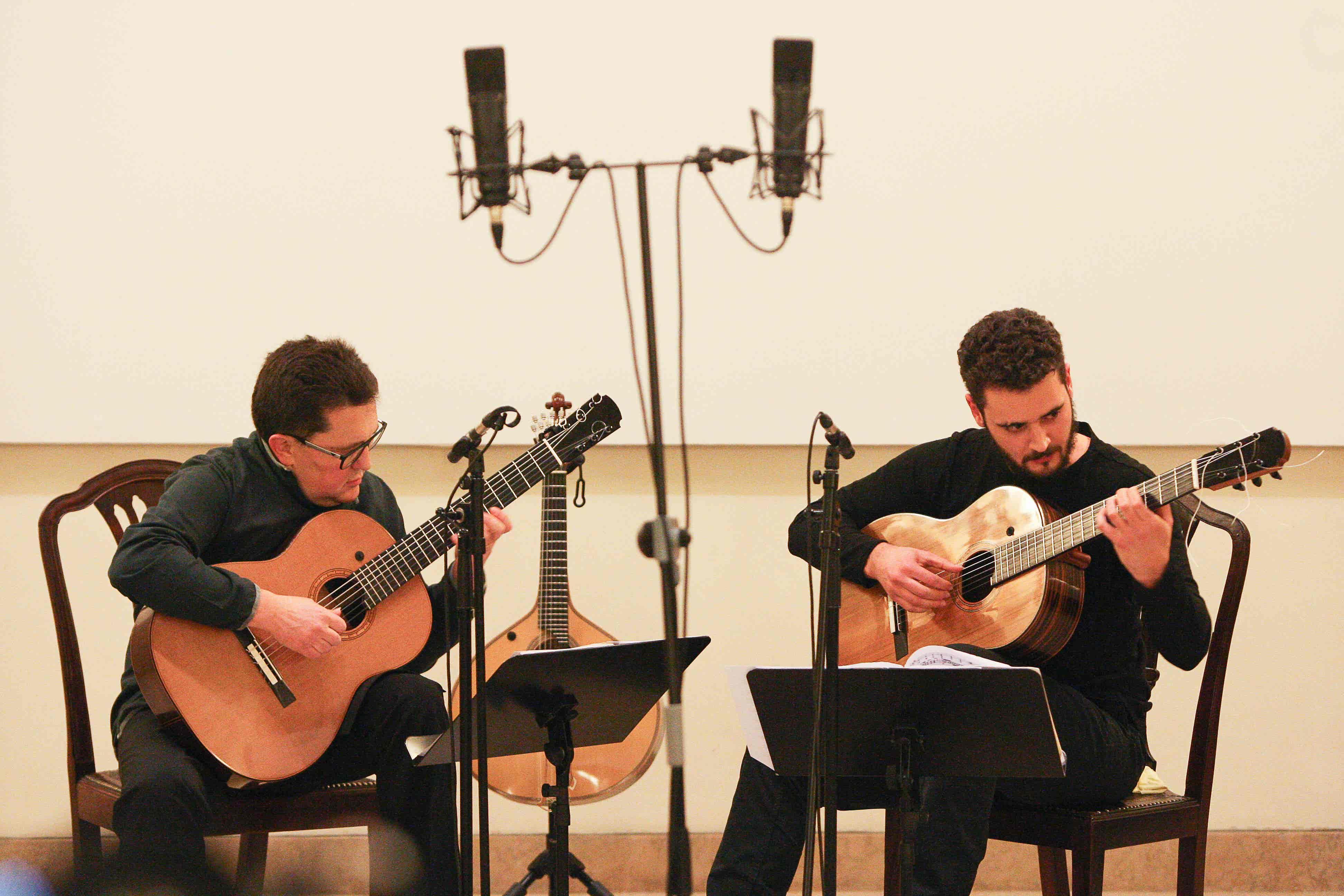 Duo Artur Caldeira / Daniel Paredes ...